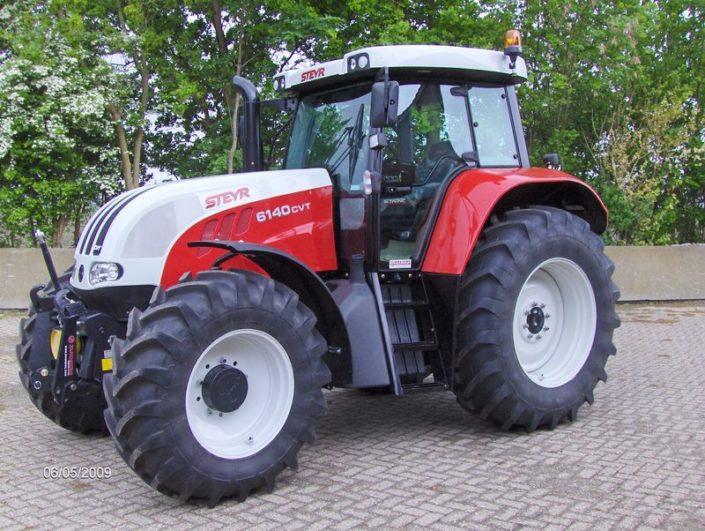 Steyr 6140 CVT