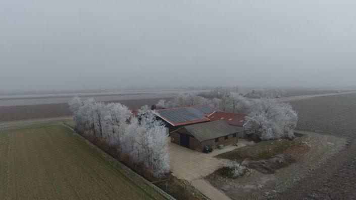 18 en 19 januari 2017: Mooie winterse plaatjes