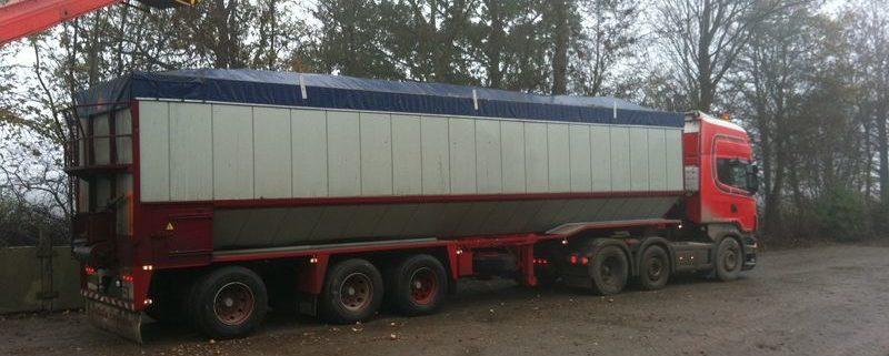 23 november 2011: laatste uien afgeleverd