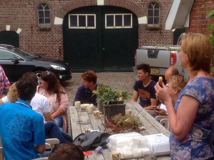 27 juni 2015; boerentweetmeet summer edition