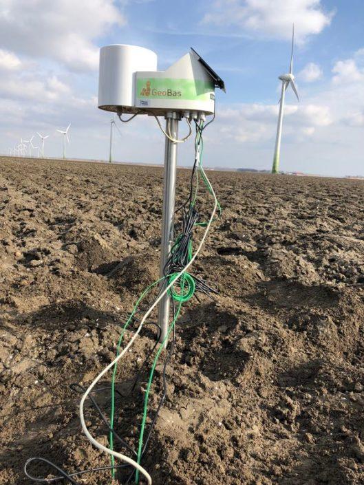 9 maart 2018; GeoBas bodemvochtsensor Agrometius