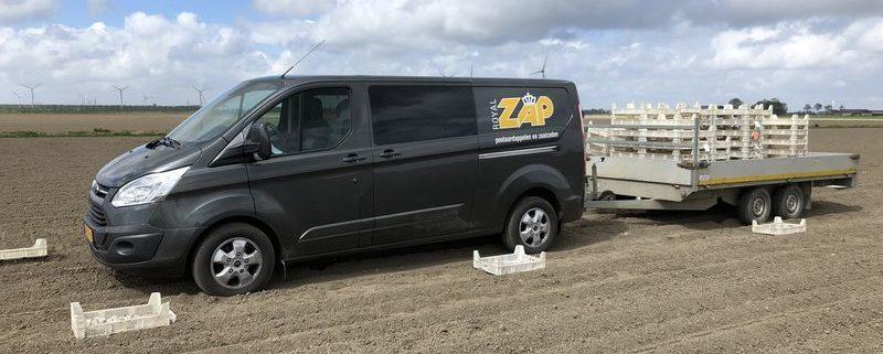 26 april 2018; proefveld Royal ZAP gepoot